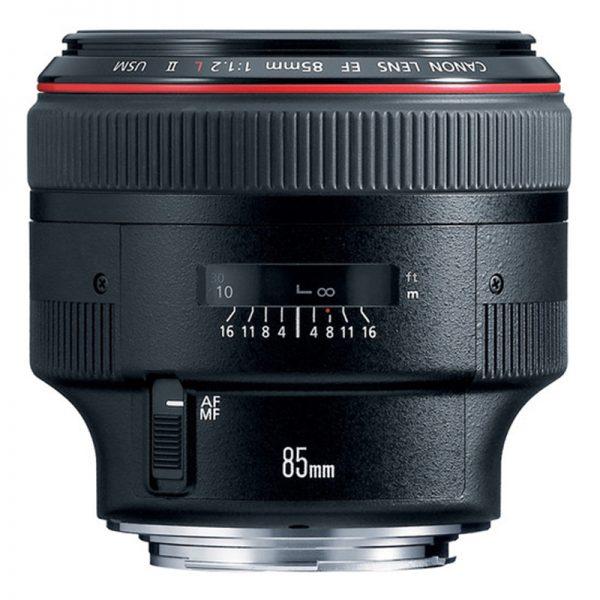 Canon EF 85mm F/1.2L ii