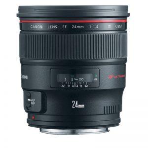 Canon EF 24mm F/1.4L ii
