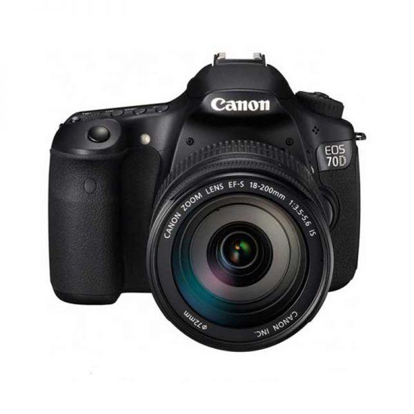 Canon EOS 70D Kit 18-200 IS STM