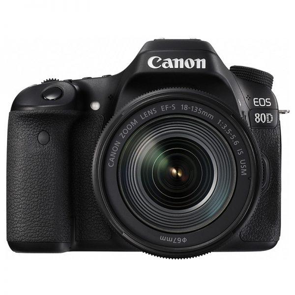 Canon EOS 80D Kit 18-135 IS USM