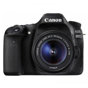 Canon EOS 80D Kit 18-55 IS STM