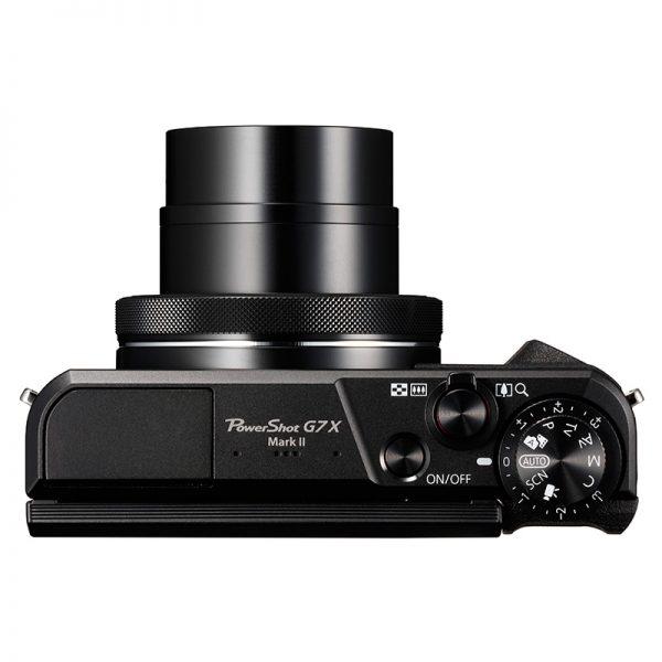 Canon Powershot G7X II Black