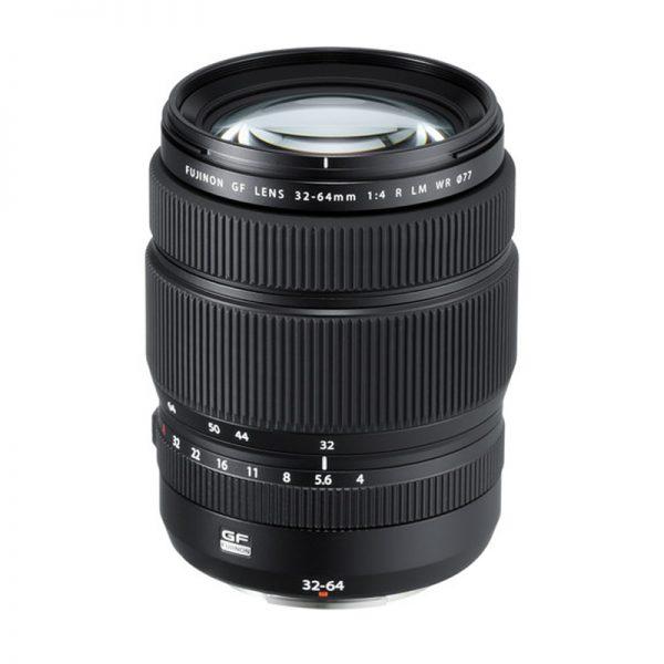 Fujifilm GF 32-64mm F/4 R LM Wr D