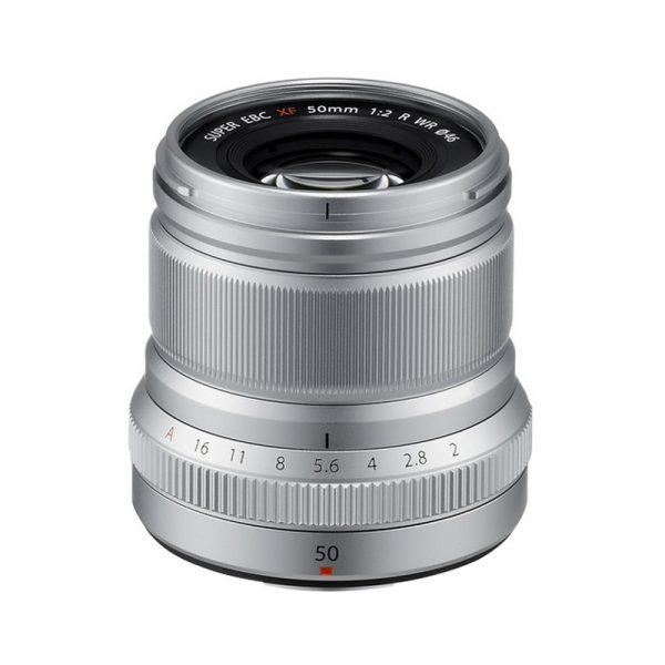 Fujifilm XF 50mm F/2 R Wr Silver