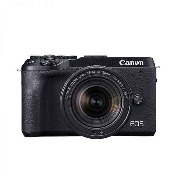 Canon EOS M6 Kit 18-150 IS STM Black