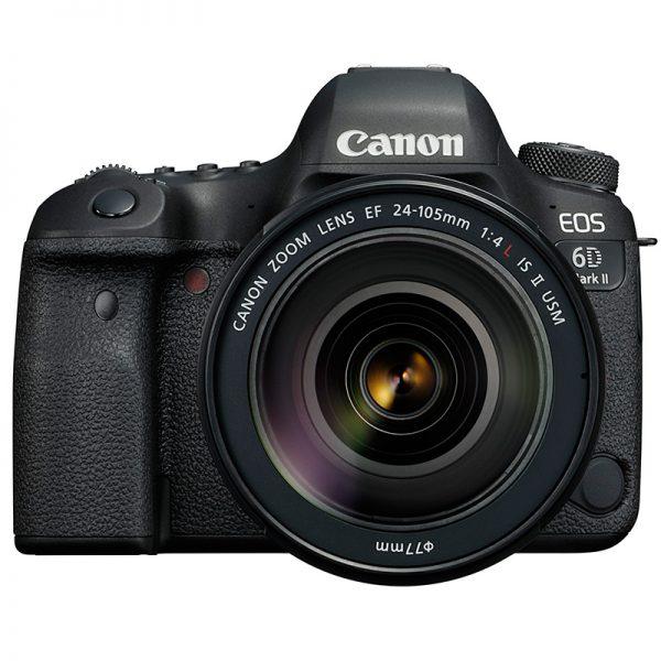 Canon EOS 6D Mark II Kit 24-105 L