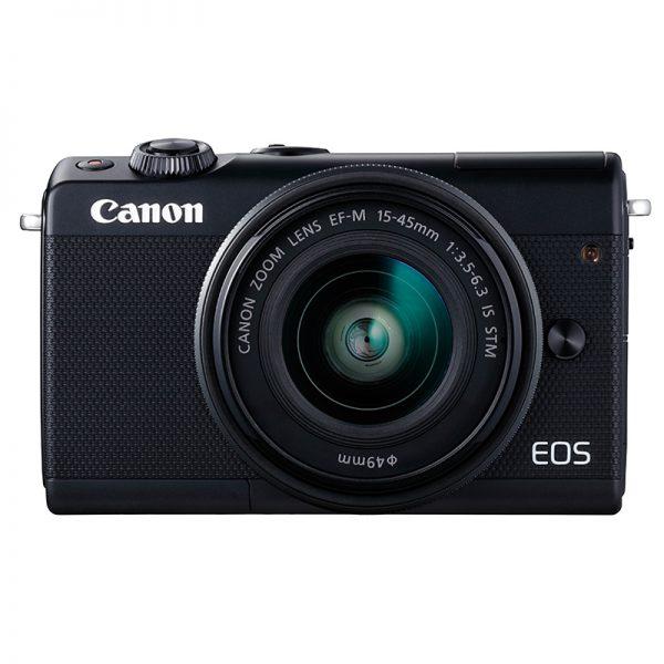 Canon EOS M100 Kit 15-45 IS STM Black