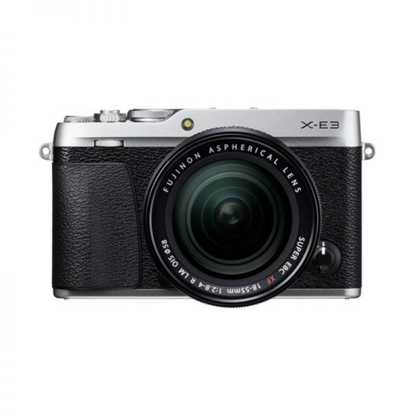 Fujifilm X-E3 Kit 18-55 Silver