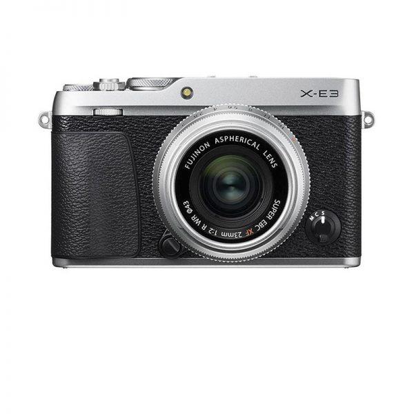 Fujifilm X-E3 Kit 23 F/2 R Wr Silver