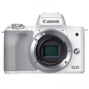 Canon EOS M50 Kit 15-45 IS STM White