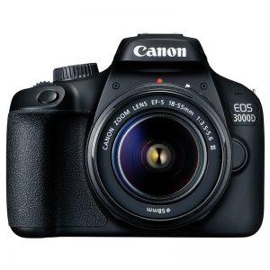 Canon EOS 3000D Kit 18-55 III