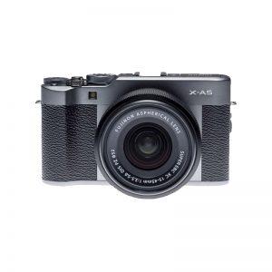 Fujifilm X-A5 Dark Silver