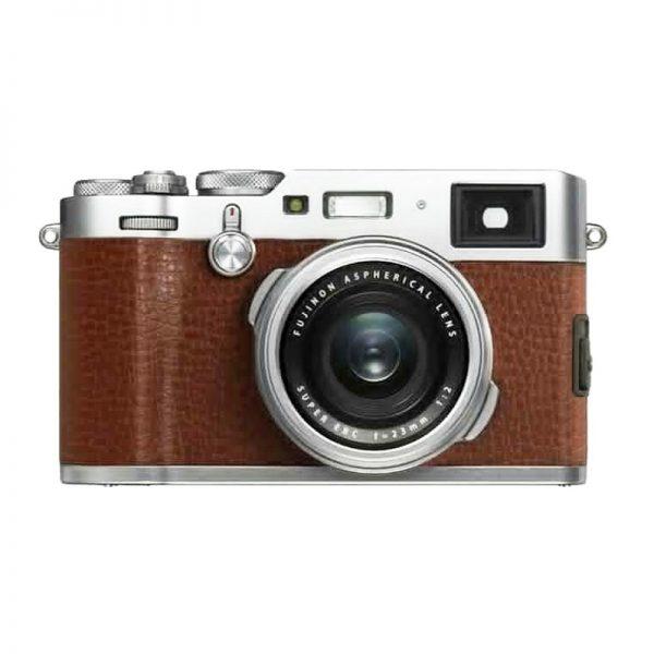 Fujifilm X-100F Brown