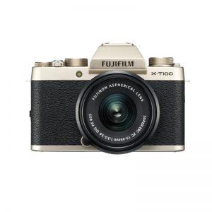 Fujifilm X-T100 Kit 15-45 Gold