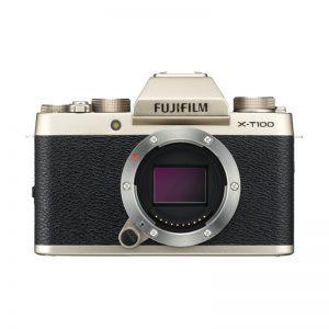 Fujifilm X-T100 Body Only Gold