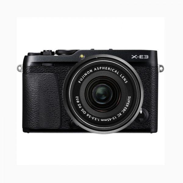 Fujifilm X-E3 Kit 15-45 Black