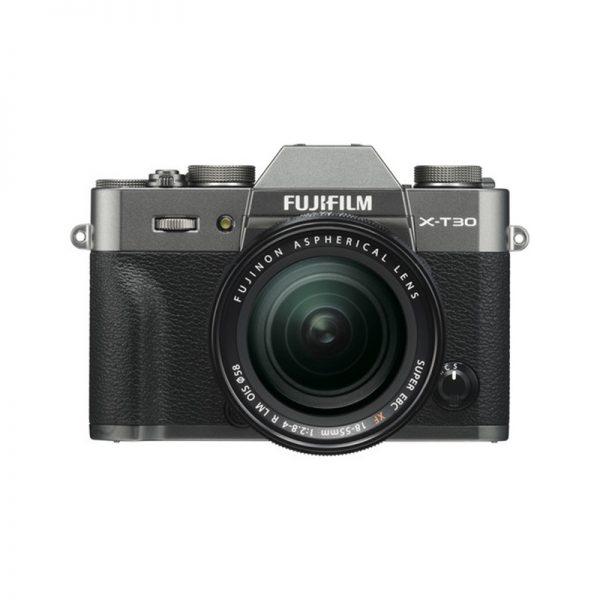 Fujifilm X-T30 Kit 18-55 Charcoal Silver