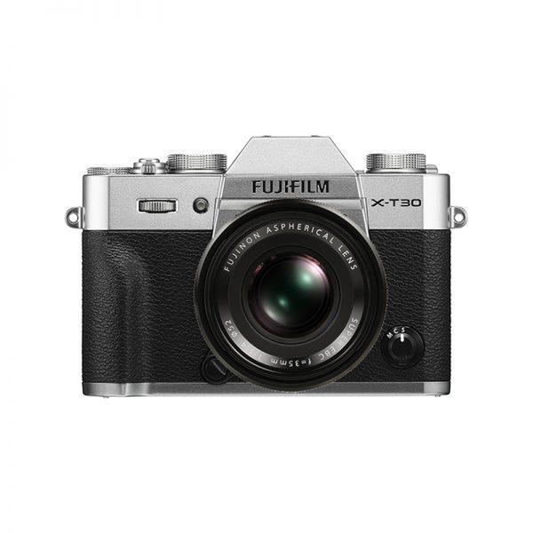 Fujifilm X-T30 Kit 35 F/1.4 Silver