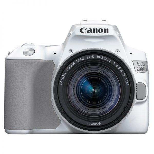 Canon EOS 200D Mark II Kit 18-55 IS STM White