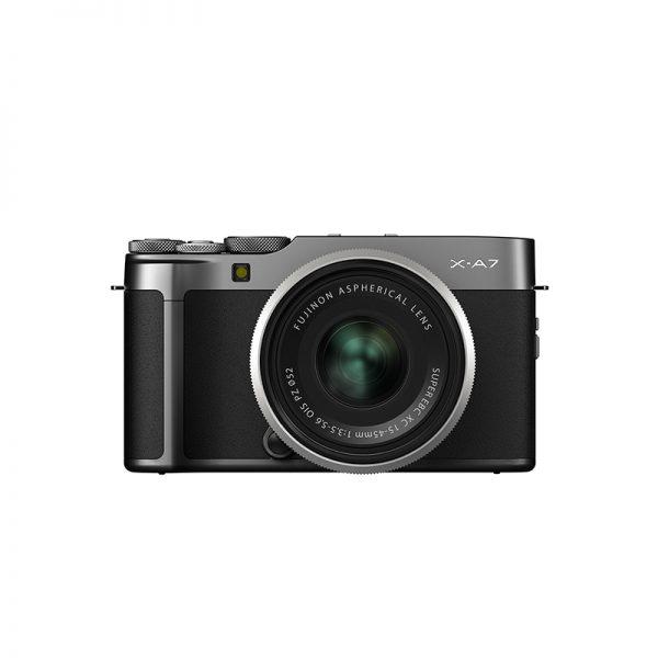 Fujifilm X-A7 Dark Silver