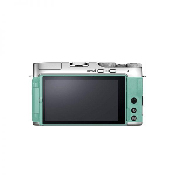 Fujifilm X-A7 Mint Green