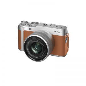 Fujifilm X-A7 Camel Chameau