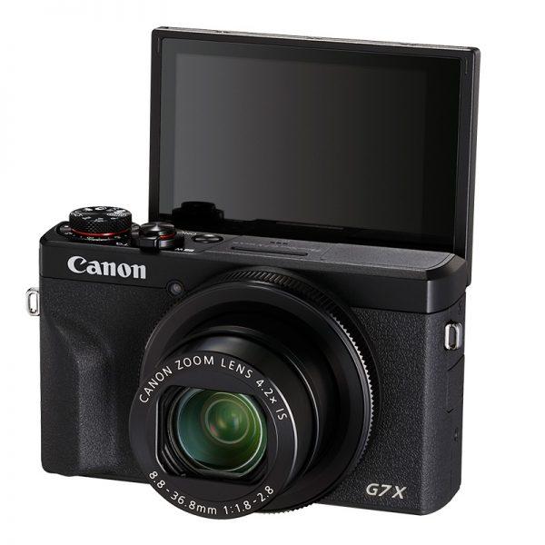 Canon Powershot G7X III Black