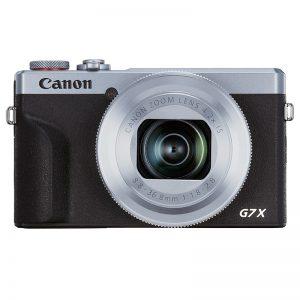 Canon Powershot G7X III Silver