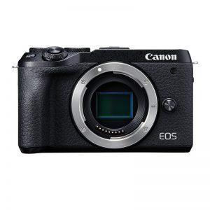 Canon EOS M6 Mark II Body Only Black