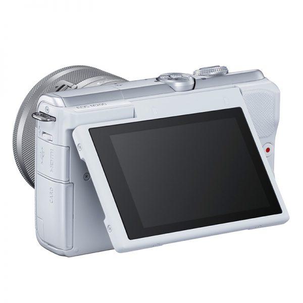 Canon EOS M200 Kit 15-45 IS STM White