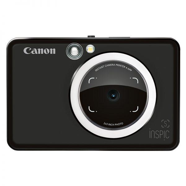 Canon Inspic [S] ZV-123A Matte Black