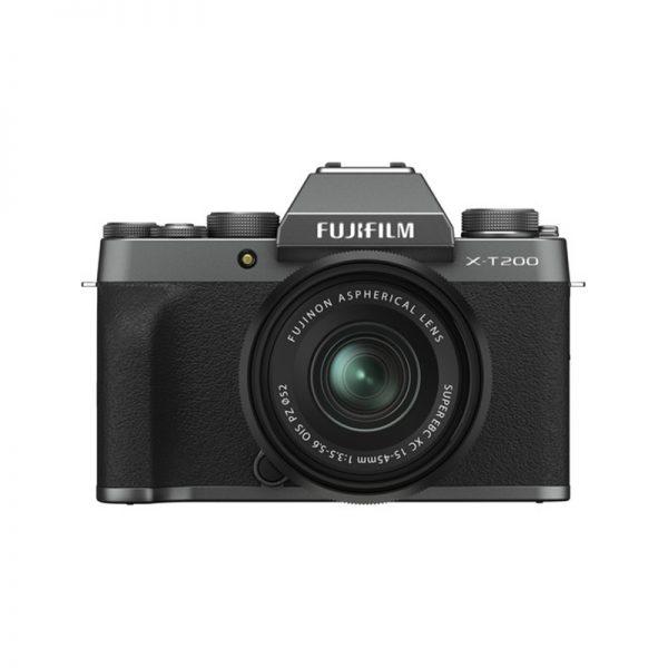Fujifilm X-T200 Kit 15-45 Dark Silver