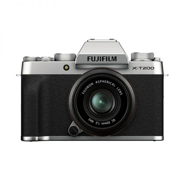 Fujifilm X-T200 Kit 35 F/2 Silver