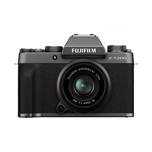 Fujifilm X-T200 Kit 35 F/2 Dark Silver