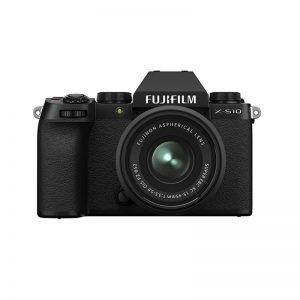 Fujifilm X-S10 Kit 15-45 Black