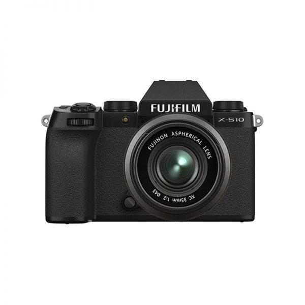 Fujifilm X-S10 Kit 35 F/2 Black