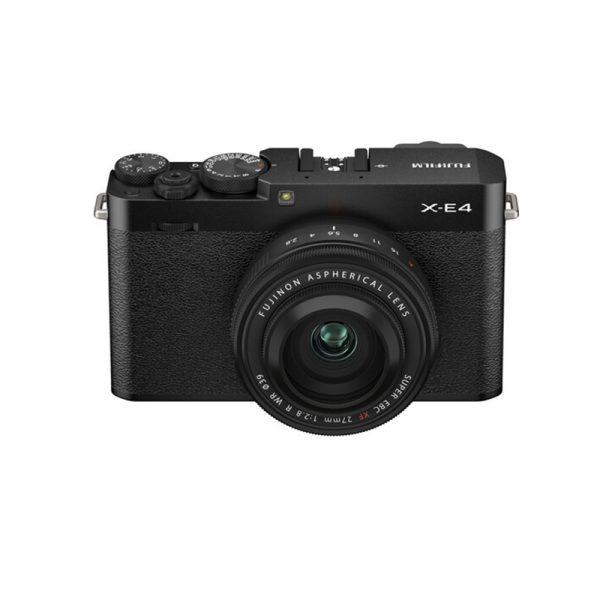 Fujifilm X-E4 Kit 27 F/2.8 R Wr Black