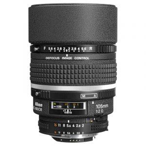 Nikon AF 105mm F2D DC