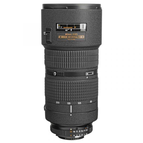 Nikon AF 80-200mm F2.8D ED