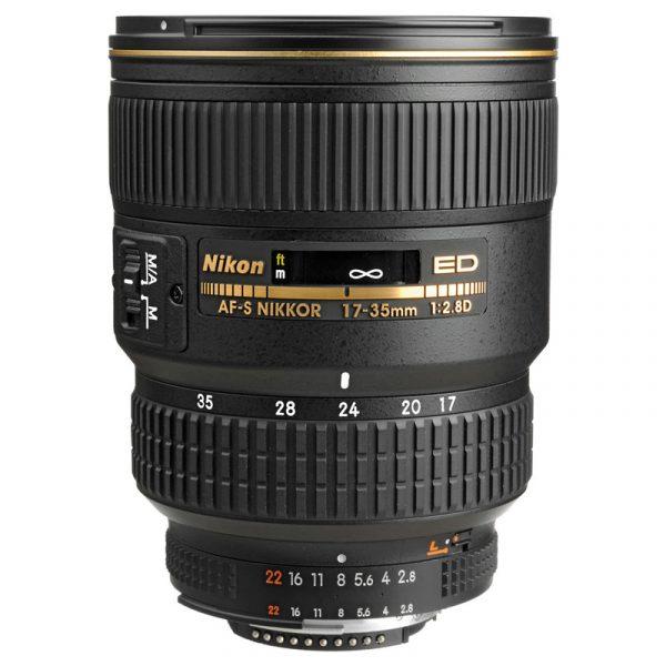 Nikon AF-S 17-35mm F2.8D ED-IF