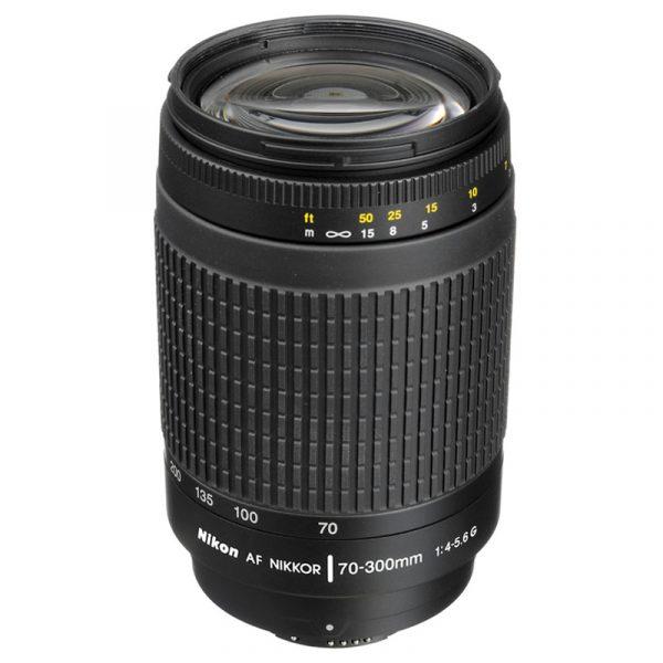 Nikon AF 70-300mm F4-5.6G