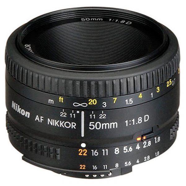 Nikon AF 50mm F1.8D