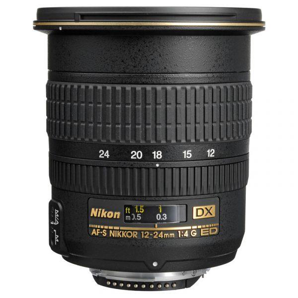 Nikon AF-S DX 12-24mm F4G ED-IF