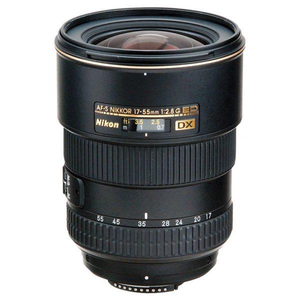 Nikon AF-S DX 17-55mm F2.8G ED-IF