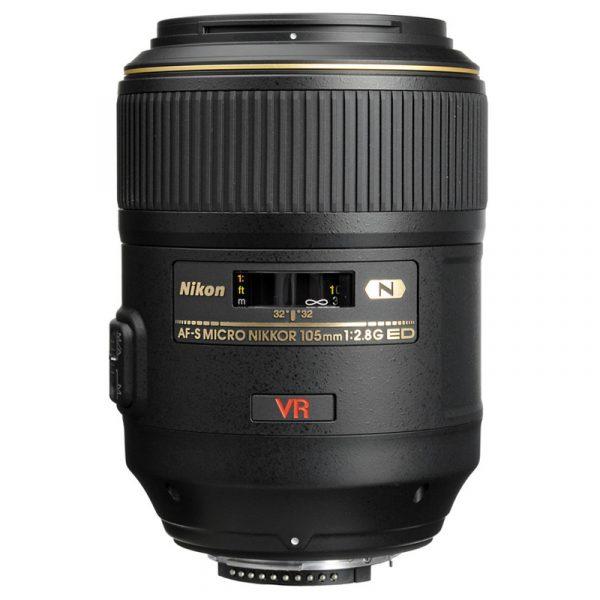 Nikon AF-S 105mm F2.8G IF-ED VR Micro