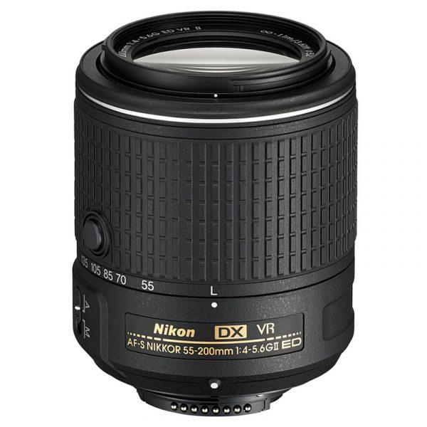 Nikon AF-S DX 55-200mm F4-5.6G ED VR II