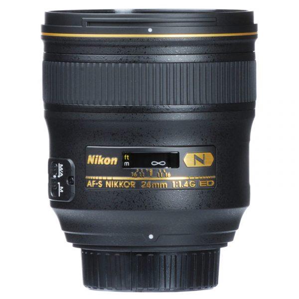 Nikon AF-S 24mm F1.4G ED