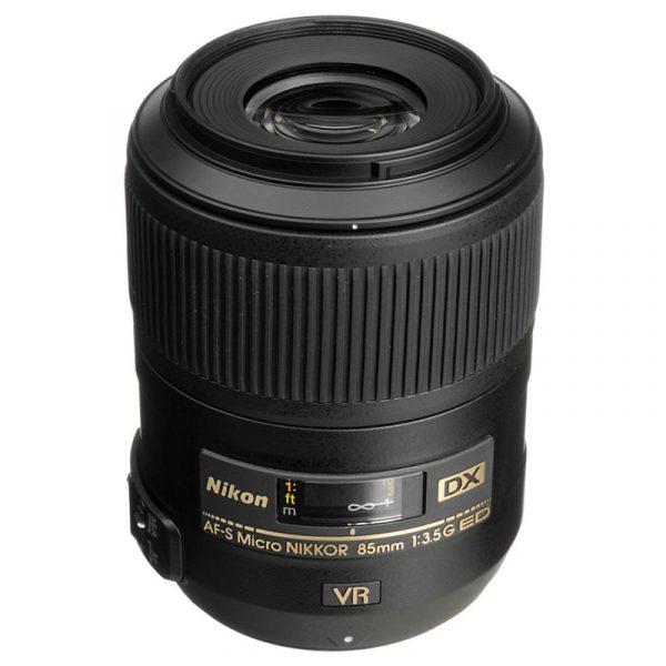 Nikon AF-S DX 85mm F3.5G ED VR Micro