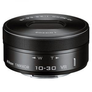 Nikon 1 10-30mm F3.5-5.6 VR PD Zoom Black