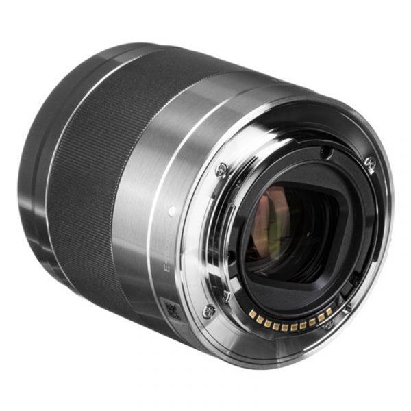 Sony E 50mm F1.8 Silver